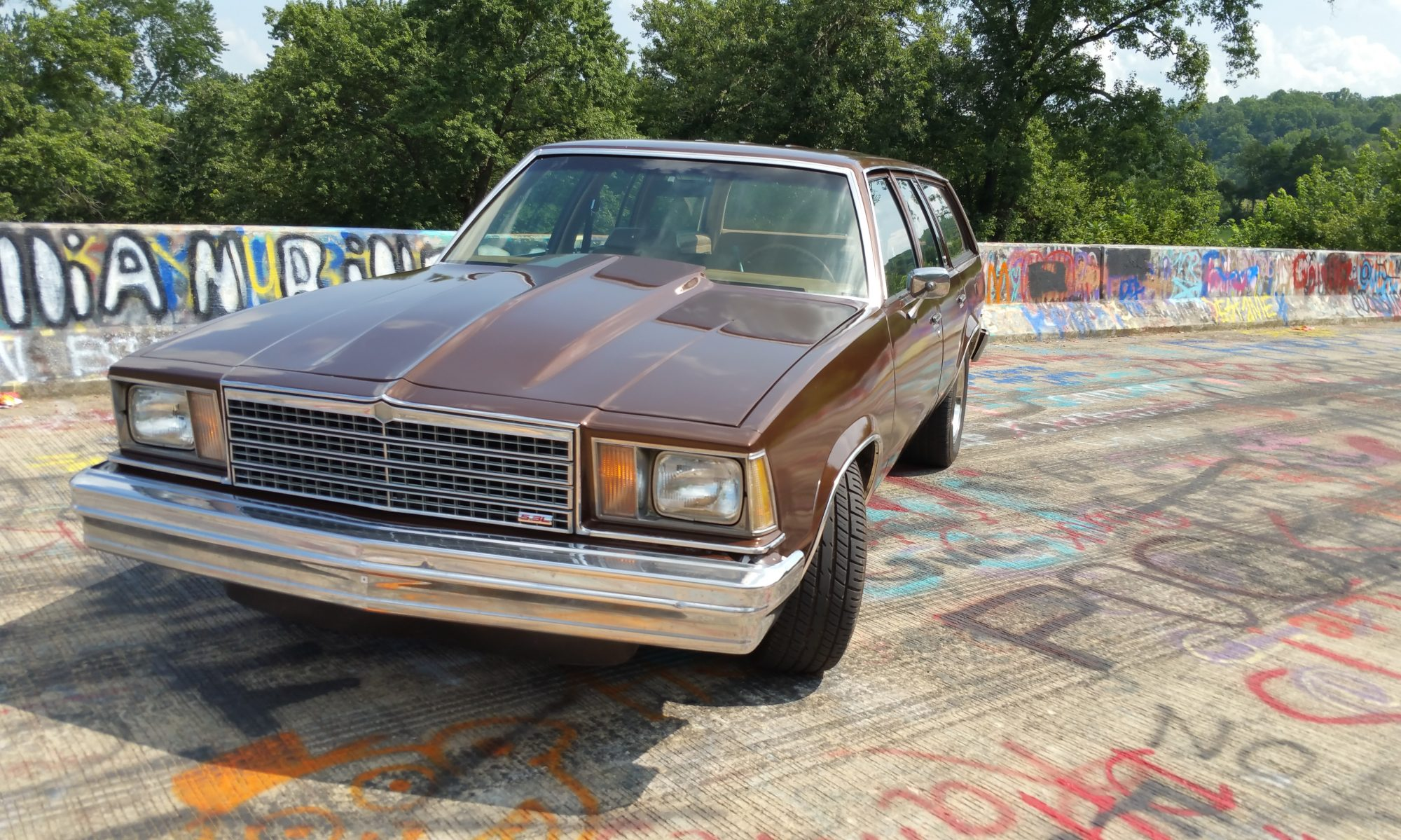 1979 Malibu Wagon